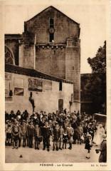 Perigne - Le Clocher - Périgné