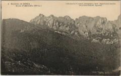 Environs de Zonza - Monts Fumicosa Corsica - Corse - Zonza