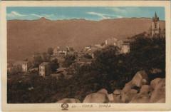 Corse Zonza Panorama - Zonza