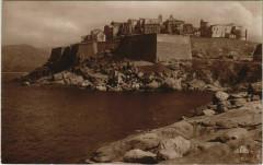 Calvi La Haute Ville Corsica - Calvi