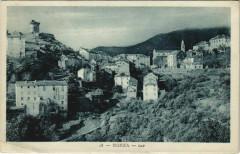 Nonza - Vue Generale Corsica - Corse - Nonza