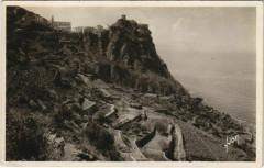 Nonza - Les Falaises et la Tour Corsica - Corse - Nonza