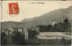 Piedicroce - Vue - View Corsica - Corse - Piedicroce