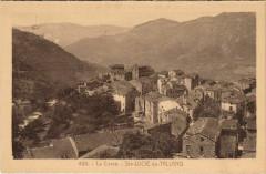 Sainte-Lucie-de-Tallano - Vue Generale Corsica - Corse - Lano