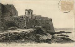 Algajola - Le Fort Corsica - Corse - Algajola