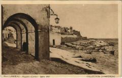 Algajola - Village Scene - Remi Landeau Corsica - Corse - Algajola