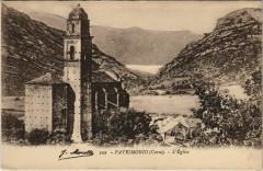 Patrimonio - L'Eglise - Environs de Saint-Florent Corsica - Corse - Patrimonio