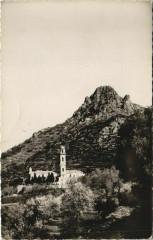 Corbara - Le Couvent et le Mont Sant Angelo Corsica - Corse - Corbara