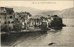 Saint-Florent - Un Coin de Saint-Florent Corsica - Corse - Saint-Florent