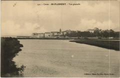 Saint-Florent - Vue Generale Corsica - Corse - Saint-Florent