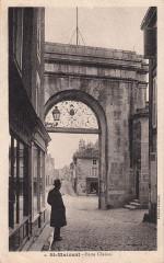 2. St-Maixent - Porte Châlons (c.1918)  - Saint-Maixent-l'École