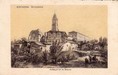 Ancienne Guyenne - Abbaye de La Sauve 33 Bordeaux