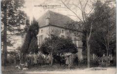 Cp Le Couvent Guimps 1914 - Guimps