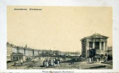 Ancienne Guyenne - Bordeaux Place Bourgogne 33 Bordeaux