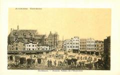 Ancienne Guyenne - Bordeaux Palais de l'Ombrière 33 Bordeaux