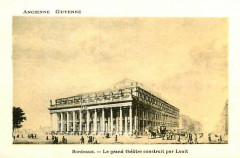 Ancienne Guyenne - Bordeaux Grand Théâtre 1 33 Bordeaux
