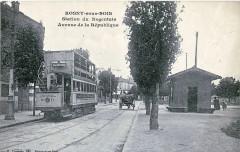 Rosny - Station du Nogentais 93 Rosny-sous-Bois