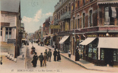 37. Berck-Plage. - La Rue Carnot. Ll (c.1905)  62 Berck