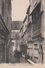 21. Le Mans. - Maison de la Reine Bérengère (c.1910)  - Le Mans