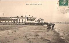 Le Magouër vers 1910 - Plouhinec