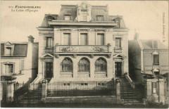 217. Fontainebleau - La Caisse d'Epargne - Fontainebleau