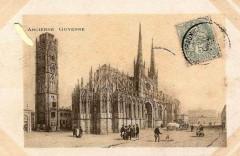 Ancienne Guyenne - Bordeaux Cathédrale Saint-André et Tour Pey Berland 33 Bordeaux