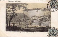 Ancienne Guyenne - Bordeaux Cloître Saint-Séverin 33 Bordeaux