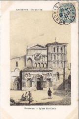 Ancienne Guyenne - Bordeaux Eglise Sainte-Croix 33 Bordeaux