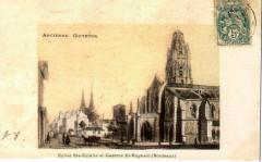 Ancienne Guyenne - Bordeaux Eglise Sainte-Eulalie 33 Bordeaux