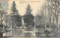 Charleval Parc Et Chateau De Bonneval - Charleval
