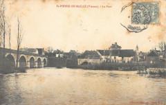 Saint Pierre De Maille Le Pont - Maillé