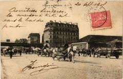 La Porte de la Villette - Paris 19e
