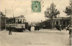 La Porte de Romainville 75 Paris 20e