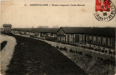 Hospice temporaire Claude-Bernard 75 Paris 18e
