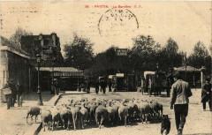 La Barrière - Paris 19e