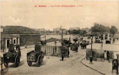La Porte d'Allemagne - Paris 19e