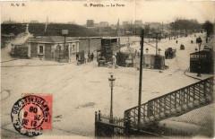 La Porte - Paris 19e