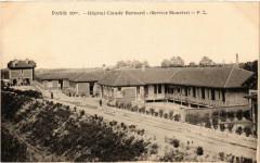 Hôpital Claude Bernard - (Service Mourier) 75 Paris 19e