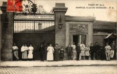 Hôpital Claude-Bernard 75 Paris 19e