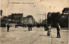 Montrouge - Porte de Montrouge - Paris 14e