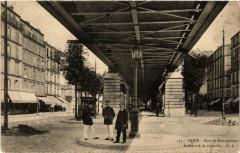 Sous le Métropolitain - Boulevard de Grenelle - Paris 15e