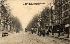 Rue d'Allemagne près la rue Lally Tollendal - Paris 19e