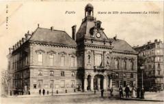 Mairie du XIXe Arrondissement (La Villette) - Paris 19e