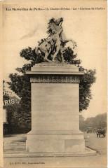 Les Merveilles de Paris - Champs-Elysées - Les Chevaux de Marly - Paris 8e