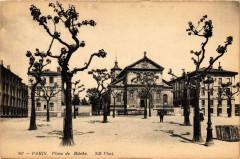 Place de Bitche - Paris 19e