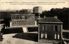 Réservoir de Montsouris - L'Arrivée des eaux de la Vanne, du Loing et du Lunain 75 Paris 14e