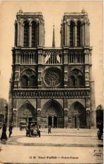 Notre-Dame 75 Paris 4e