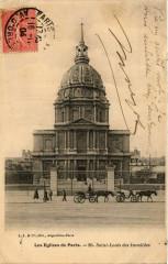 Les Eglises de Paris - Saint-Louis des Invalides - Paris 7e