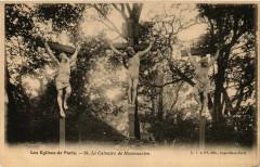 Les Eglises de Paris - Le Calvaire de Montmartre 75 Paris 18e