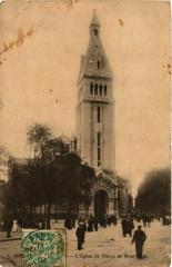 L'Eglise Saint-Pierre de Montrouge - Paris 14e